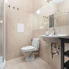 Отель Little Home - New Deco Польша, Варшава - отзывы, цены и фото номеров - забронировать отель Little Home - New Deco онлайн ванная