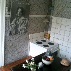 Отель The Little Guesthouse Копенгаген ванная