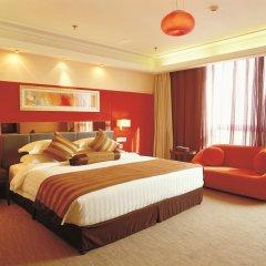 Отель Xian Union Alliance Atravis Executive Hotel Китай, Сиань - отзывы, цены и фото номеров - забронировать отель Xian Union Alliance Atravis Executive Hotel онлайн комната для гостей фото 2