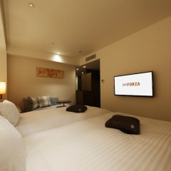 Hotel Forza Hakataeki Hakataguchi Хаката комната для гостей фото 3