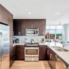 Отель Gallery Bethesda Apartments США, Бетесда - отзывы, цены и фото номеров - забронировать отель Gallery Bethesda Apartments онлайн в номере фото 2