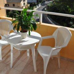 Апартаменты Montenova Apartments балкон