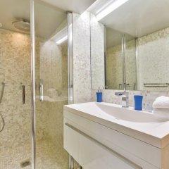 Отель 45 - Atelier Paris Buttes Chaumont Париж ванная