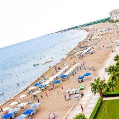 Süzer Resort Hotel Турция, Силифке - отзывы, цены и фото номеров - забронировать отель Süzer Resort Hotel онлайн пляж фото 2