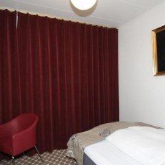 Отель Best Western Kryb I Ly Фредерисия сейф в номере