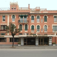 Rex Hotel Residence Генуя вид на фасад