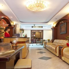 Atrium Hanoi Hotel гостиничный бар