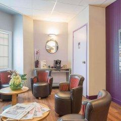 Отель Comfort Hotel Nation Pere Lachaise Paris 11 Франция, Париж - 2 отзыва об отеле, цены и фото номеров - забронировать отель Comfort Hotel Nation Pere Lachaise Paris 11 онлайн интерьер отеля