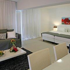 Отель Alva Hotel Apartments Кипр, Протарас - 3 отзыва об отеле, цены и фото номеров - забронировать отель Alva Hotel Apartments онлайн комната для гостей