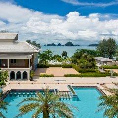 Отель Anyavee Tubkaek Beach Resort пляж фото 2