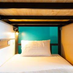 Big Smile Hostel комната для гостей
