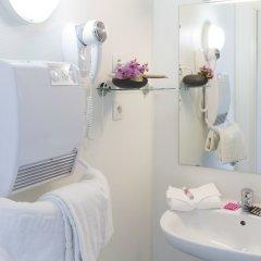 Отель Nemea Appart'Hotel Toulouse Saint-Martin Франция, Тулуза - отзывы, цены и фото номеров - забронировать отель Nemea Appart'Hotel Toulouse Saint-Martin онлайн ванная