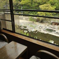 Отель Hakkei Мисаса балкон