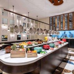 Отель Mercure Shanghai Hongqiao Central (Opening August 2018) питание фото 3
