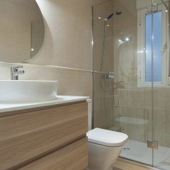 Отель Alterhome Zurbano Испания, Мадрид - отзывы, цены и фото номеров - забронировать отель Alterhome Zurbano онлайн ванная фото 2