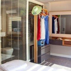 Upper House Hotel Турция, Каш - 1 отзыв об отеле, цены и фото номеров - забронировать отель Upper House Hotel онлайн ванная