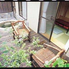Отель Ryokan Hanagokoro Минамиогуни балкон