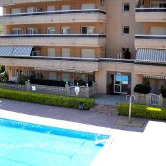 Отель PA Apartamentos Ses Illes Испания, Бланес - отзывы, цены и фото номеров - забронировать отель PA Apartamentos Ses Illes онлайн бассейн