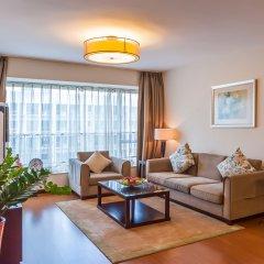 Отель Springdale Serviced Residence Гуанчжоу комната для гостей фото 4