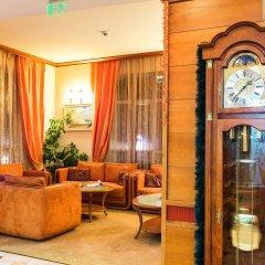 Отель SG Boutique Hotel Sokol Болгария, Боровец - отзывы, цены и фото номеров - забронировать отель SG Boutique Hotel Sokol онлайн интерьер отеля