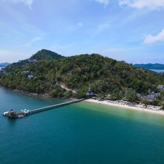 Отель Santhiya Koh Yao Yai Resort & Spa пляж