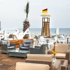 Xperia Saray Beach Hotel Турция, Аланья - 10 отзывов об отеле, цены и фото номеров - забронировать отель Xperia Saray Beach Hotel онлайн гостиничный бар