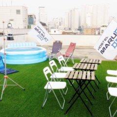 Hostel Maru Hongdae бассейн