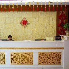 Отель Tai Hua Fashion Hotel Китай, Шэньчжэнь - отзывы, цены и фото номеров - забронировать отель Tai Hua Fashion Hotel онлайн интерьер отеля