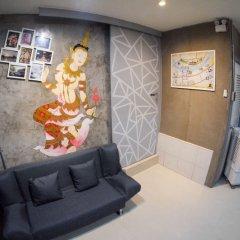 Отель Bed De Bell Hostel Таиланд, Бангкок - отзывы, цены и фото номеров - забронировать отель Bed De Bell Hostel онлайн интерьер отеля