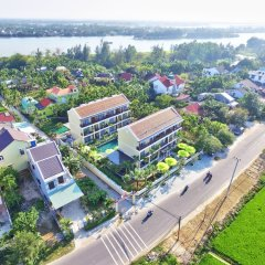 Отель Hoi An Field Boutique Resort & Spa пляж