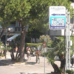 Отель BluRelda Ristorante Италия, Сильви - отзывы, цены и фото номеров - забронировать отель BluRelda Ristorante онлайн парковка