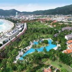 Отель Duangjitt Resort, Phuket Пхукет пляж
