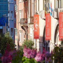 Отель Martins Brussels EU Бельгия, Брюссель - 2 отзыва об отеле, цены и фото номеров - забронировать отель Martins Brussels EU онлайн фото 3