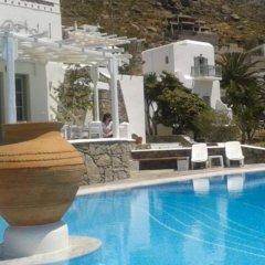 Отель Olia Hotel Греция, Турлос - 1 отзыв об отеле, цены и фото номеров - забронировать отель Olia Hotel онлайн фото 16