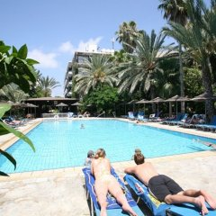 Hotel Veronica in Paphos, Cyprus from 46$, photos, reviews - zenhotels.com pool
