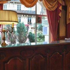 Hotel Minerve интерьер отеля