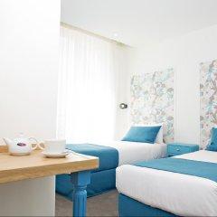Отель Villa Boheme Париж комната для гостей