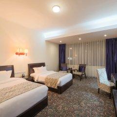 Отель Jannat Regency Бишкек комната для гостей фото 5