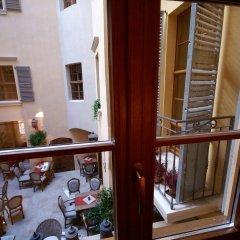 Отель Kolegiacki Польша, Познань - отзывы, цены и фото номеров - забронировать отель Kolegiacki онлайн балкон