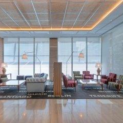 Отель Tryp Madrid Chamartin Испания, Мадрид - 1 отзыв об отеле, цены и фото номеров - забронировать отель Tryp Madrid Chamartin онлайн интерьер отеля