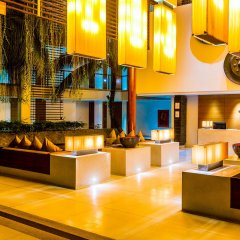 Отель Chava Resort Пхукет гостиничный бар