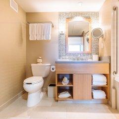 Отель River Rock Casino Resort Канада, Ричмонд - отзывы, цены и фото номеров - забронировать отель River Rock Casino Resort онлайн ванная фото 2