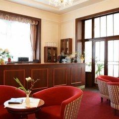 Отель Belvedere Spa House Hotel Чехия, Франтишкови-Лазне - отзывы, цены и фото номеров - забронировать отель Belvedere Spa House Hotel онлайн питание фото 3