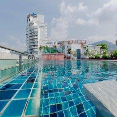 Aspery Hotel бассейн