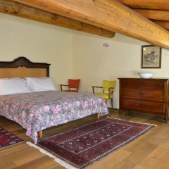 Отель I Barbasse Монцамбано комната для гостей