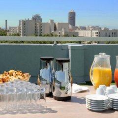 Hotel des Congres балкон