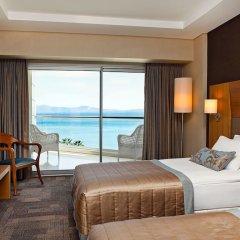 Boyalik Beach Hotel & Spa Чешме комната для гостей фото 11