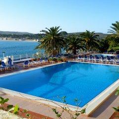 Отель Mellieha Bay Hotel Мальта, Меллиха - 6 отзывов об отеле, цены и фото номеров - забронировать отель Mellieha Bay Hotel онлайн бассейн фото 2