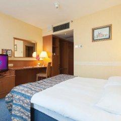 Отель Scandic Wroclaw 4* Стандартный номер с различными типами кроватей фото 9