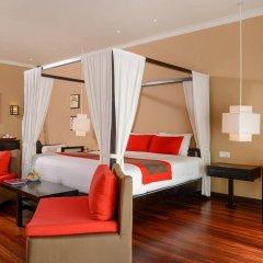 Отель Adaaran Prestige Ocean Villas Мальдивы, Северный атолл Мале - отзывы, цены и фото номеров - забронировать отель Adaaran Prestige Ocean Villas онлайн комната для гостей